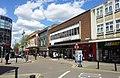 London, Woolwich-Centre, Powis St-Hare St.jpg
