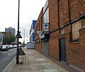 London-Woolwich, Beresford St, former Catholic Club.jpg