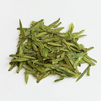 Chinese tea - Longjing tea