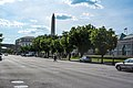 Looking W - 12th St SW and Independence Ave SW - Washington DC.jpg