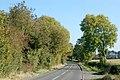 Looking east along the B4452 towards Deppers Bridge - geograph.org.uk - 1547223.jpg