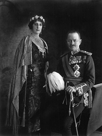 Julian Byng, 1st Viscount Byng of Vimy - The Baron and Baroness Byng of Vimy as the viceregal couple of Canada