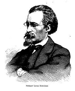 Lorentz Dietrichson Norwegian author and art historian