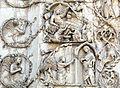 Lorenzo maitani e aiuti, scene bibliche 3 (1320-30) 06 annunciazione natività.JPG