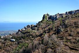 Tuteca vidpunkto de Loreto-di-Casinca