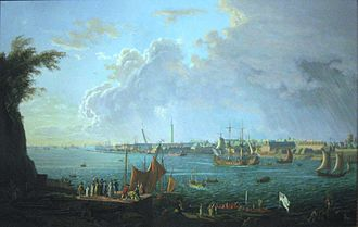 Lorient - Lorient in the 18th century