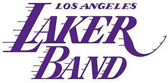 Laker Band - Image: Los Angeles Laker Band Logo