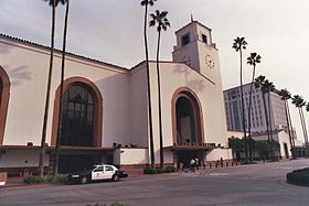 Image illustrative de l'article Union Station (Los Angeles)