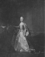 Lovisa, 1724-51, drottning av Danmark och Norge