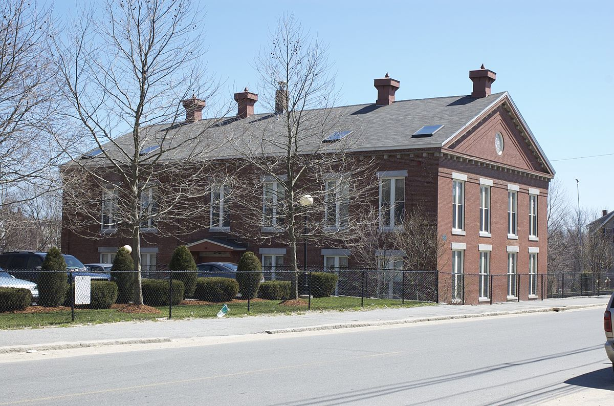 The Varnum School was closed in June 2008, 151 years after it was built, a  victim of budget cuts.