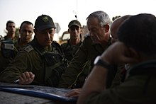 Lt. Gen. Benny Gantz at Regional Brigade Headquarters (14446542001).jpg