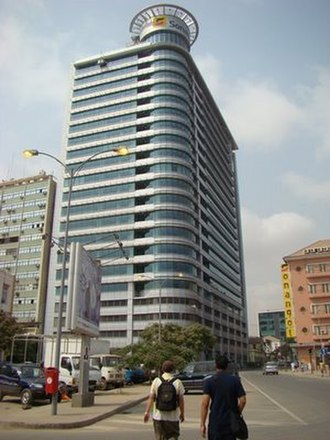 Sonangol Group - Sonangol head office in Luanda