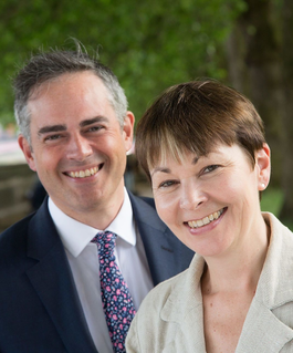 2016 Green Party of England and Wales leadership election