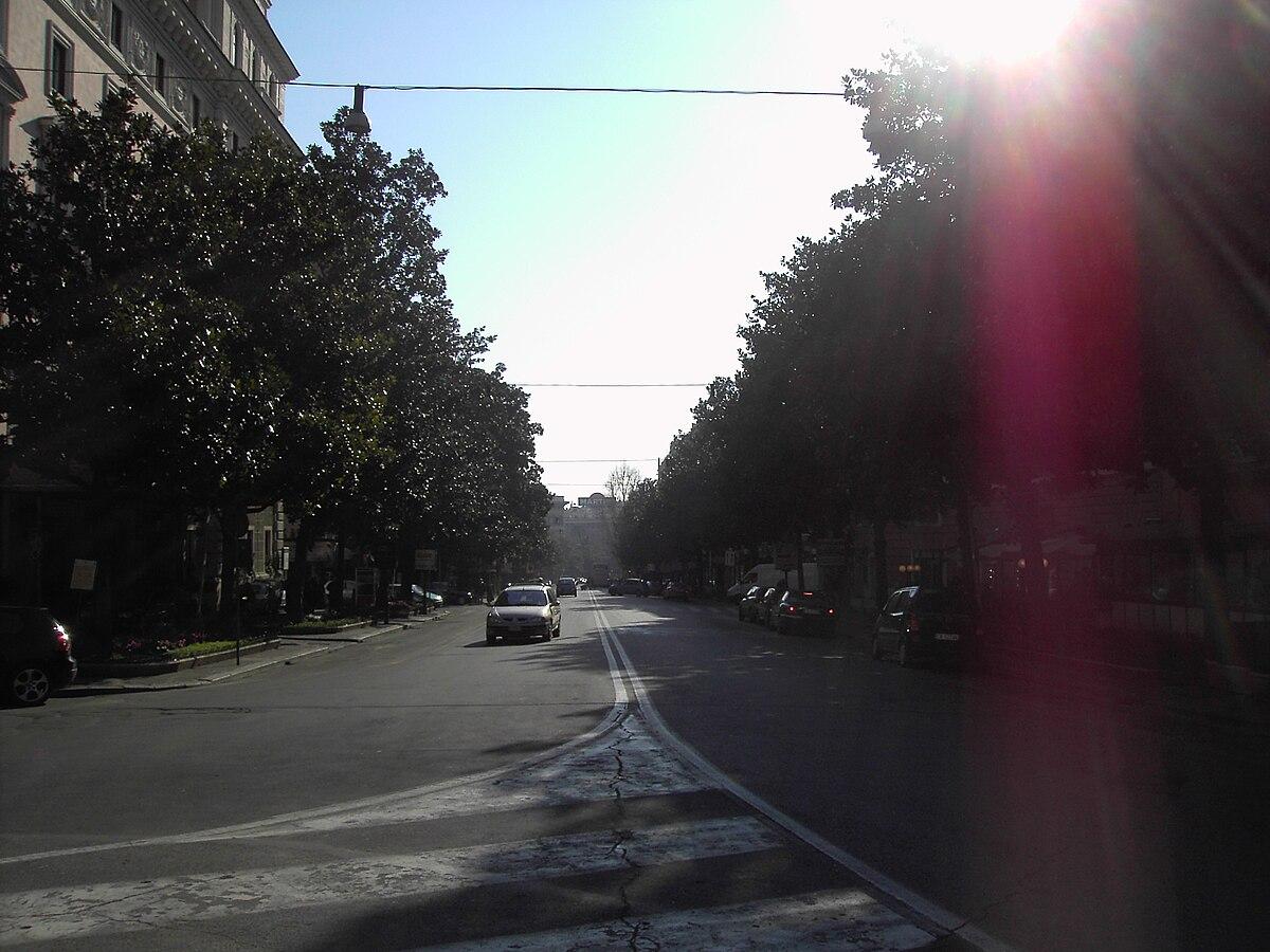 Ludovisi rione di roma wikimedia commons - Via di porta pinciana 34 roma ...