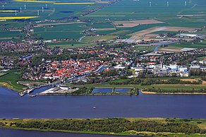 Glückstadt Elbe