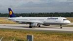 Lufthansa Airbus A321-100 (D-AIRS) at Frankfurt Airport.jpg