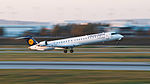 Lufthansa Regional Bombardier CRJ-900LR D-ACKL MUC 2015 02.jpg