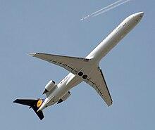 bombardier crj700 series wikipedia rh en wikipedia org Bombardier CRJ- 700 Alaska Airlines Bombardier CRJ