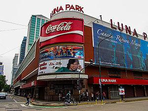 El Luna Park en el 2014