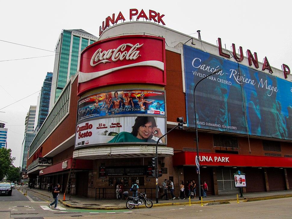 Luna Park 2014