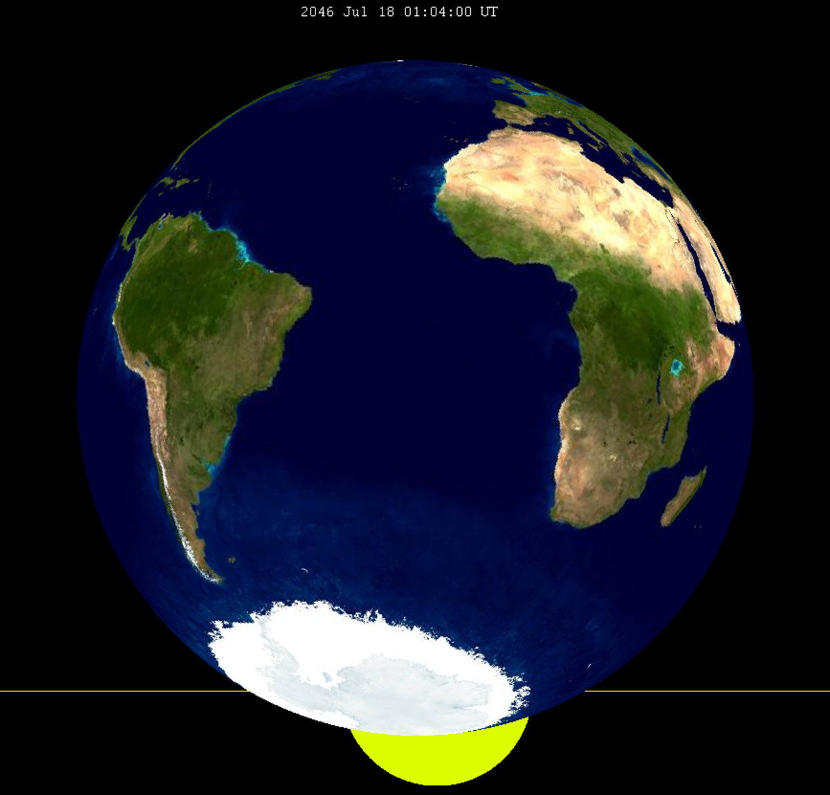Lunar eclipse from moon-2046Jul18.png