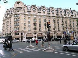 H tel lutetia wikip dia - Hotel lutetia paris restaurant ...