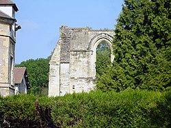 Abbaye d'Hérivaux