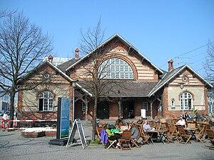 Lygten Station - Image: Lygten Station