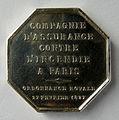 Médaille ARGENT Compagnie d'assurance contre l'incendie LA FRANCE, 1837 (2).JPG