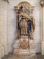 Münster St.Paulus Dom Figur Paradieseingang.JPG