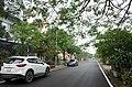 Một đoạn đường trong khu biệt thự cao cấp Đỉnh Long, thành phố Hải Dương, tỉnh Hải Dương.jpg