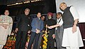 M.M. Pallam Raju lighting the lamp to inaugurate the celebration of the 8th Foundation Day of the National Commission for Minority Educational Institutions, in New Delhi. The Union Minister for Minority Affairs.jpg