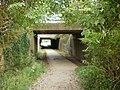 M4 motorway underpass, Tredegar Park - geograph.org.uk - 1869621.jpg