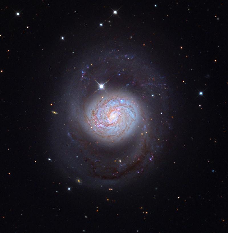 M77 Galaxy from the Mount Lemmon SkyCenter Schulman Telescope courtesy Adam Block.jpg