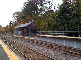 West Gloucester station