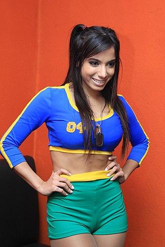 Anitta (singer) - Image: MC Anitta