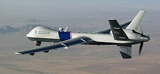 General Atomics MQ-9 Reaper - U.S. Customs and Border Protection's Predator B
