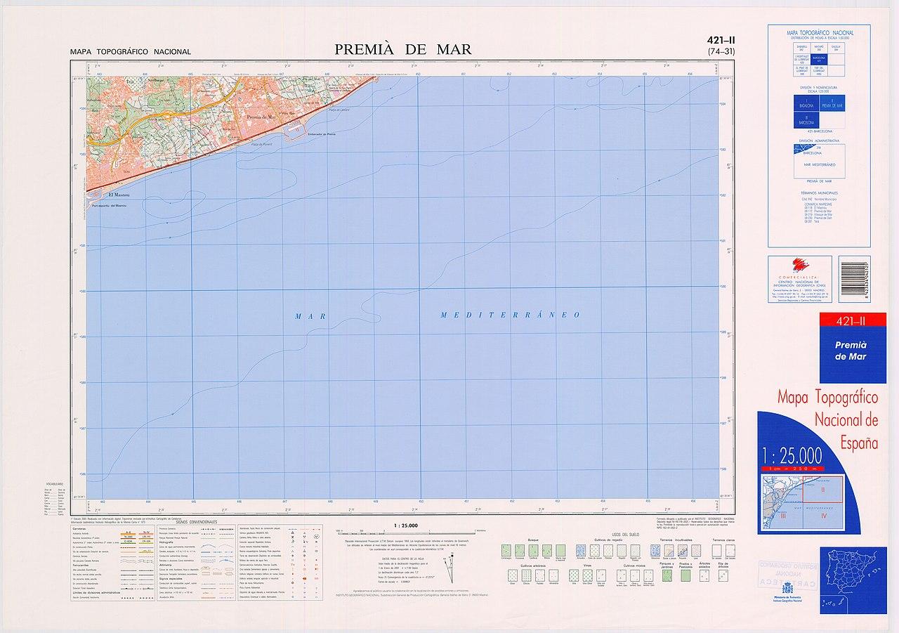 File Mtn25 0421c2 2001 Premia De Mar Jpg Wikimedia Commons