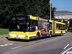 MAN Lion's City - NG 313 (A23) in Mülheim an der Ruhr