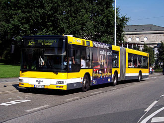 MAN Lion's City - NG 313 (A23) in Mülheim an der Ruhr