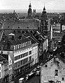 Maastricht, Boschstraat gezien vanaf Eiffelgebouw, 1957.jpg