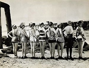 "Keystone Studios - The ""Sennett Bathing Beauties"""