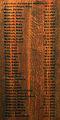 Mahnmal für die Sinti im Altwarmbüchener Moor Namen auf der linken Tafel.jpg