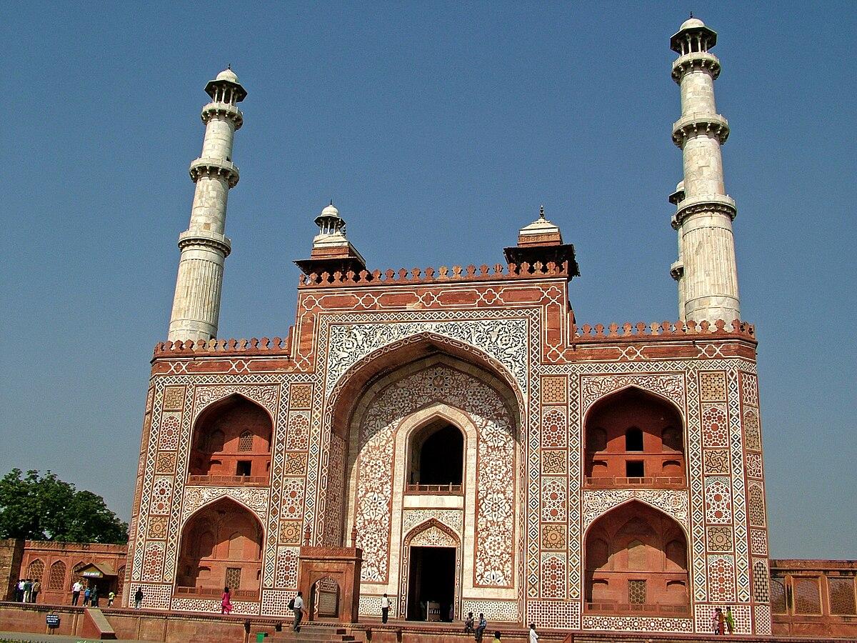 Sikandra (akbar's Tomb)