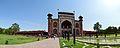 Main Gateway with Charbagh Garden - Taj Mahal Complex - Agra 2014-05-14 3960-3965 Compress.JPG