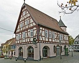 Maintal Hochstadt Historisches Rathaus 20101028
