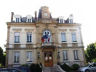 Arpajon - The city hall