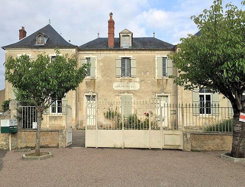 Mairie de Montillot dans l'Yonne