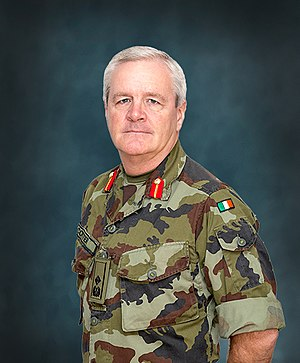 Chief of Staff of the Irish Defence Forces