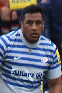 Mako Vunipola Rugby player